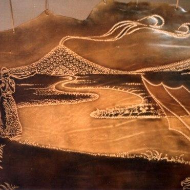 Il drago e la vergine - detail (1975)