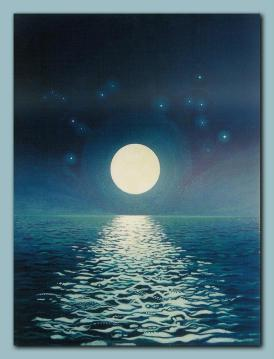 quadro luna FB