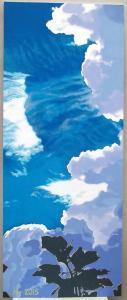 quadro nuvole Jan